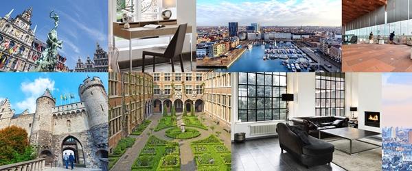 Hippe loft in Antwerpen